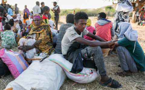 As Fighting Rages in Ethiopia, Aid Groups Plead for Access to Refugees
