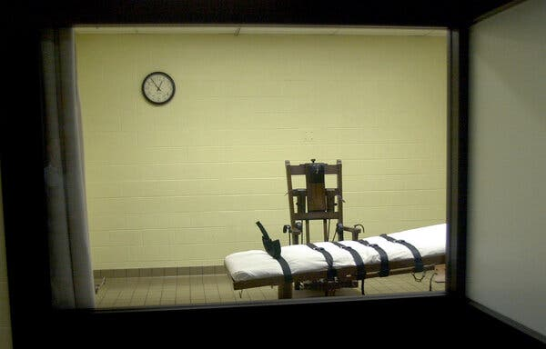Firing Squads and Electrocution? New Rule Would Allow More Execution Methods
