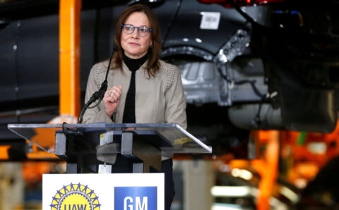 G.M. Accelerates Its Ambitions for Electric Vehicles