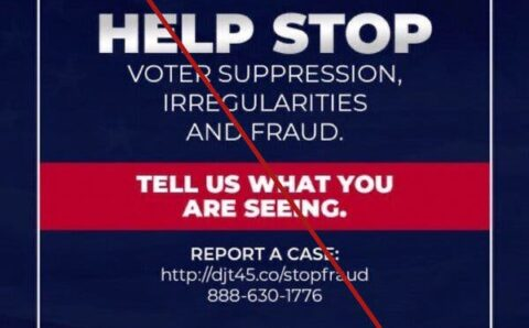 How Misinformation 'Superspreaders' Seed False Election Theories