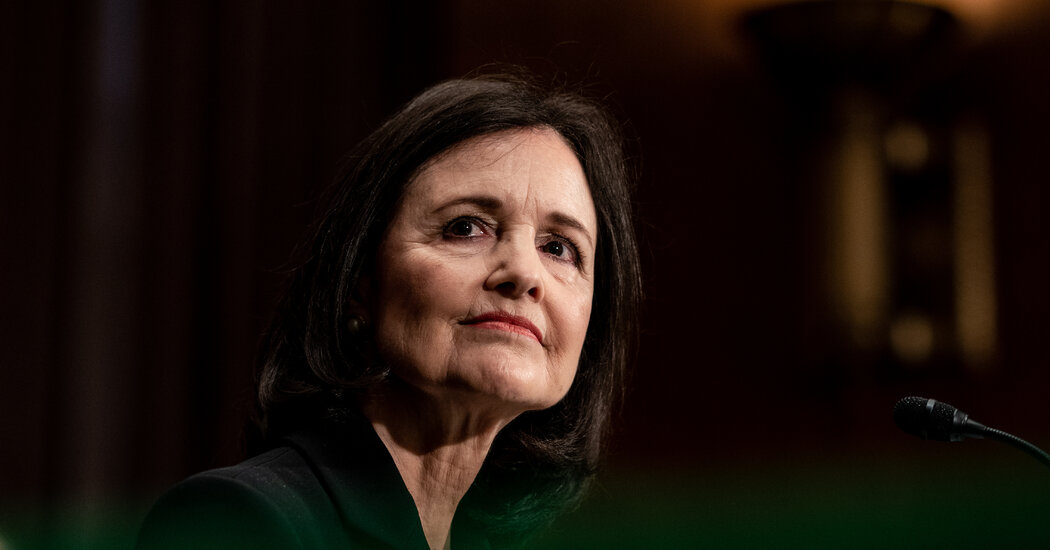 Judy Shelton, Trump Fed Nominee, Fails to Advance to Final Vote