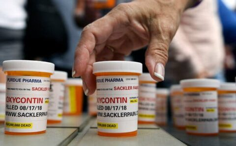 McKinsey Proposed Paying Pharmacy Companies Rebates for OxyContin Overdoses