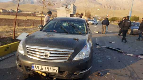 Prominent Iranian nuclear scientist killed in attack outside Tehran