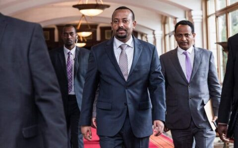 They Once Ruled Ethiopia. Now They Are Fighting Its Government.