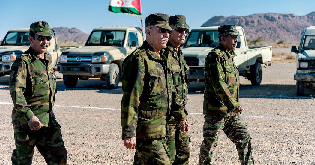 Western Sahara Independence Group Ends Truce With Morocco