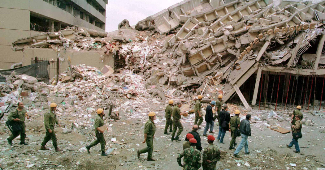 1998 U.S. Embassy Bombing Victims Are Assured Equal Compensation in Deal With Sudan