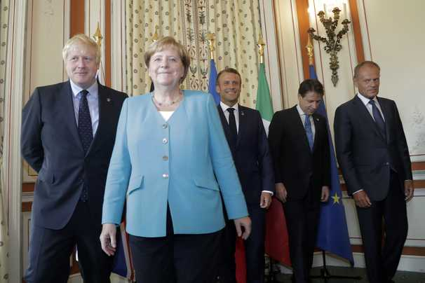 An emerging new alliance of democracies