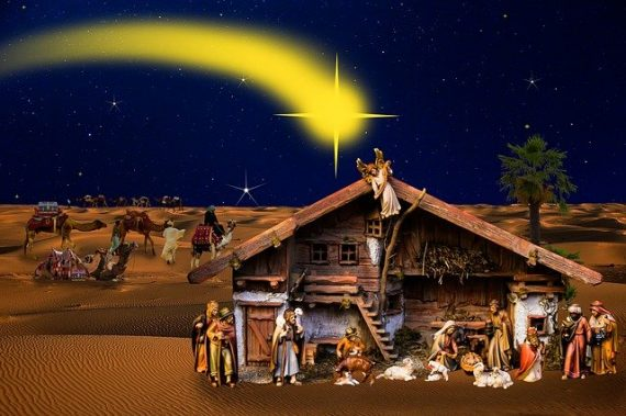 An Extraterrestrial Religion's Take on Christmas — Holodeck the Halls?