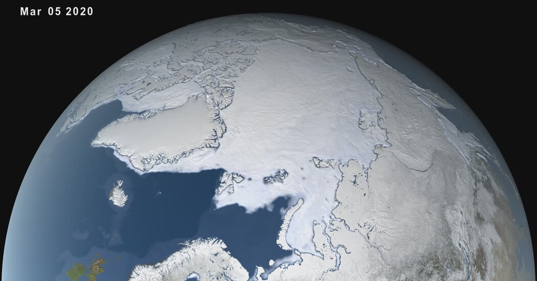 Arctic's Shift to a Warmer Climate Is 'Well Underway, Scientists Warn