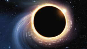 Astronomers are baffled: the LARGEST black hole in the universe disappeared