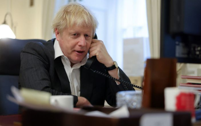 Boris Johnson poised to seal Brexit trade deal