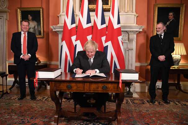 Brexit poised to become reality — after Britain's final, mad dash to the finish line