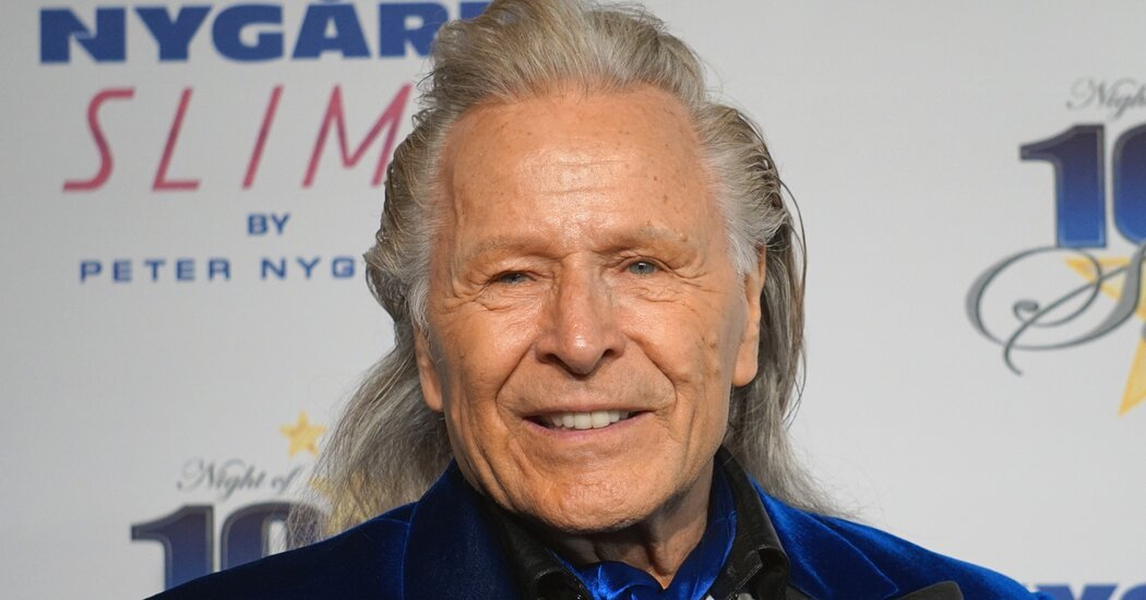 Canadian Fashion Mogul Peter Nygard Indicted on Sex-Trafficking Charges