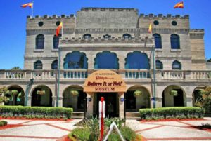 Castle Warden Museum: Ripley's Most Haunted Place