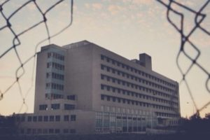 Charles Camsell Hospital: A Place Where Unseen Patients Walking Around