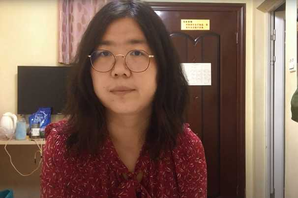 China sentences citizen journalist to four years in prison for Wuhan lockdown reports
