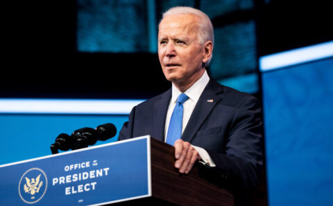 Coronavirus Stimulus Bolsters Biden, Shows Potential Path for Agenda