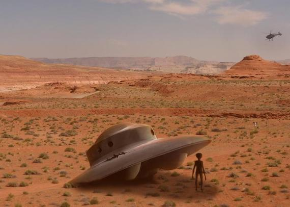 Does the U.S. Government Have a Project to Recover Crashed UFOs?