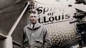 Flying with Angels: The Curious Story of Charles Lindbergh