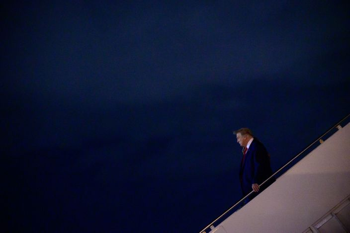 For a Defeated President, Pardons as an Expression of Grievance