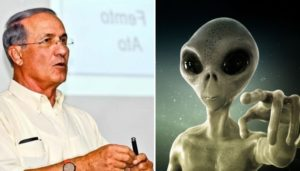 Former head of Israeli space security: Aliens are in contact with US