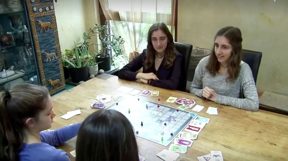 German sisters' Corona board game sells out for Christmas