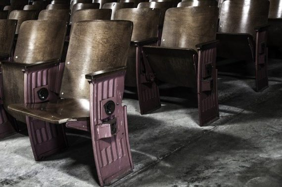 """Ghost Seat, the """"Holy Grail of Paranormal Investigation,"""" Has Returned to Florida Theatre"""