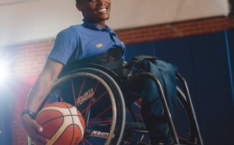 Global disabilities map visualizes the strength and power of millions of athletes around the world