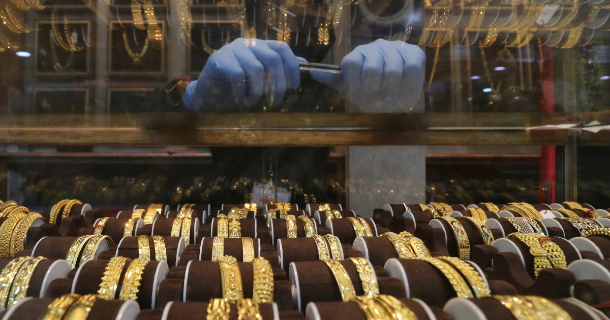 Good as gold: Precious metal primed for best year in a decade