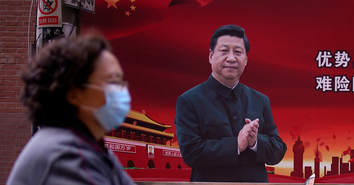 How 2020 left China 'diplomatically diminished'