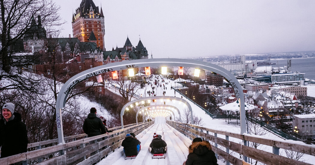 How to Pretend You're in Quebec City Tonight