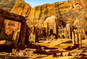 In Search For Atlantis Of The Sands: Lost City of Iram