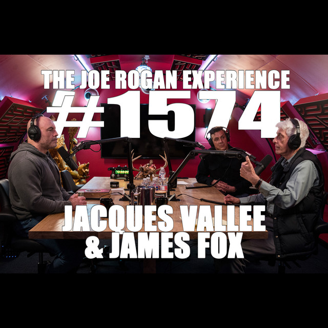 Jacques Vall̩e & James Fox РThe Joe Rogan Experience