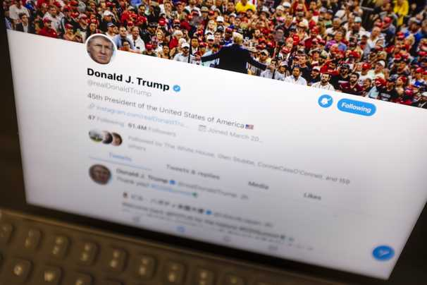 Man really did hack Trump's Twitter account by guessing password, 'maga2020!,' Dutch prosecutors say