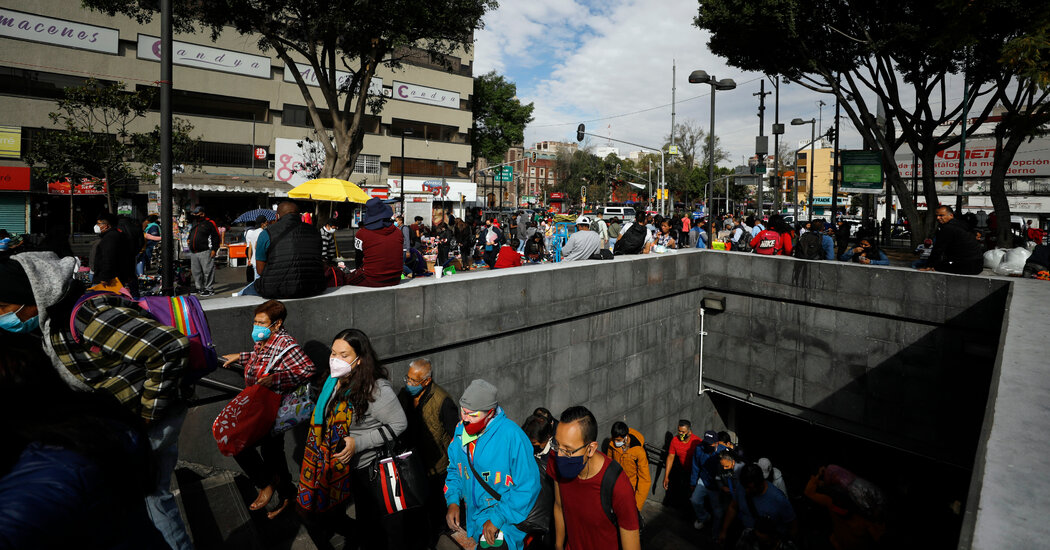 Mexico Misled Citizens About the Severity of Coronavirus in its Capital