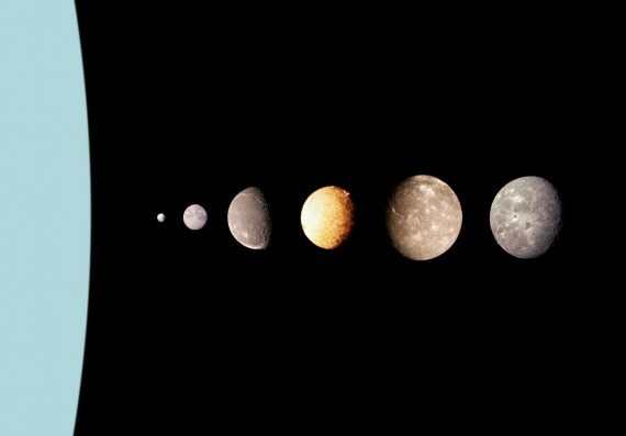 Moons of Uranus May Contain Water and Life, Not Just Double Entendres