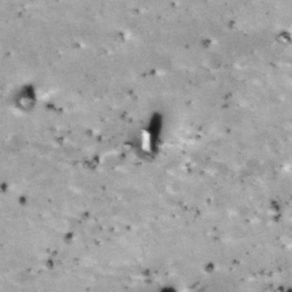 More on Monoliths: And More on Mars