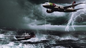Mystery of the disappearance of five planes in the Bermuda Triangle solved