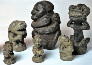 Nomoli Figurines: Unknown Origins of the Mysterious Statues