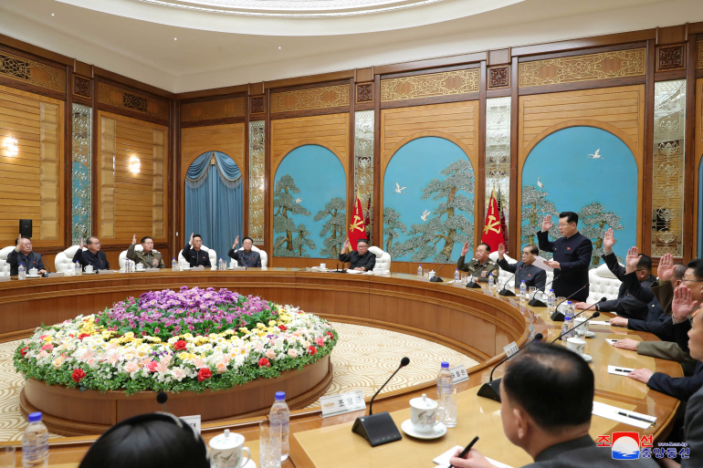 North Korea prepares for key party congress as challenges mount