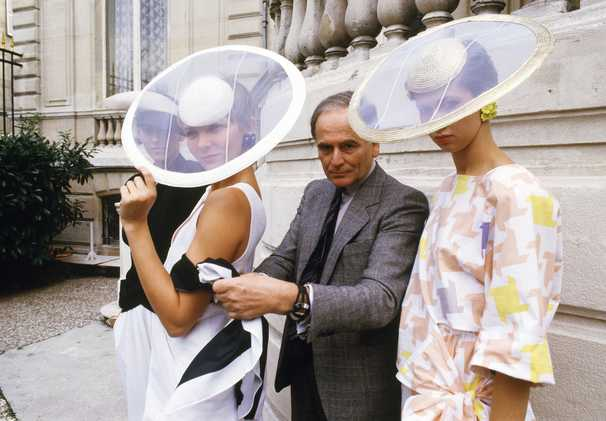 Pierre Cardin, designer who transformed fashion in the 1960s, dies at 98