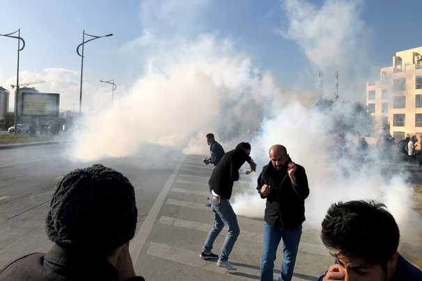 Protests flare in Iraq's Kurdish north, adding new front in national crisis