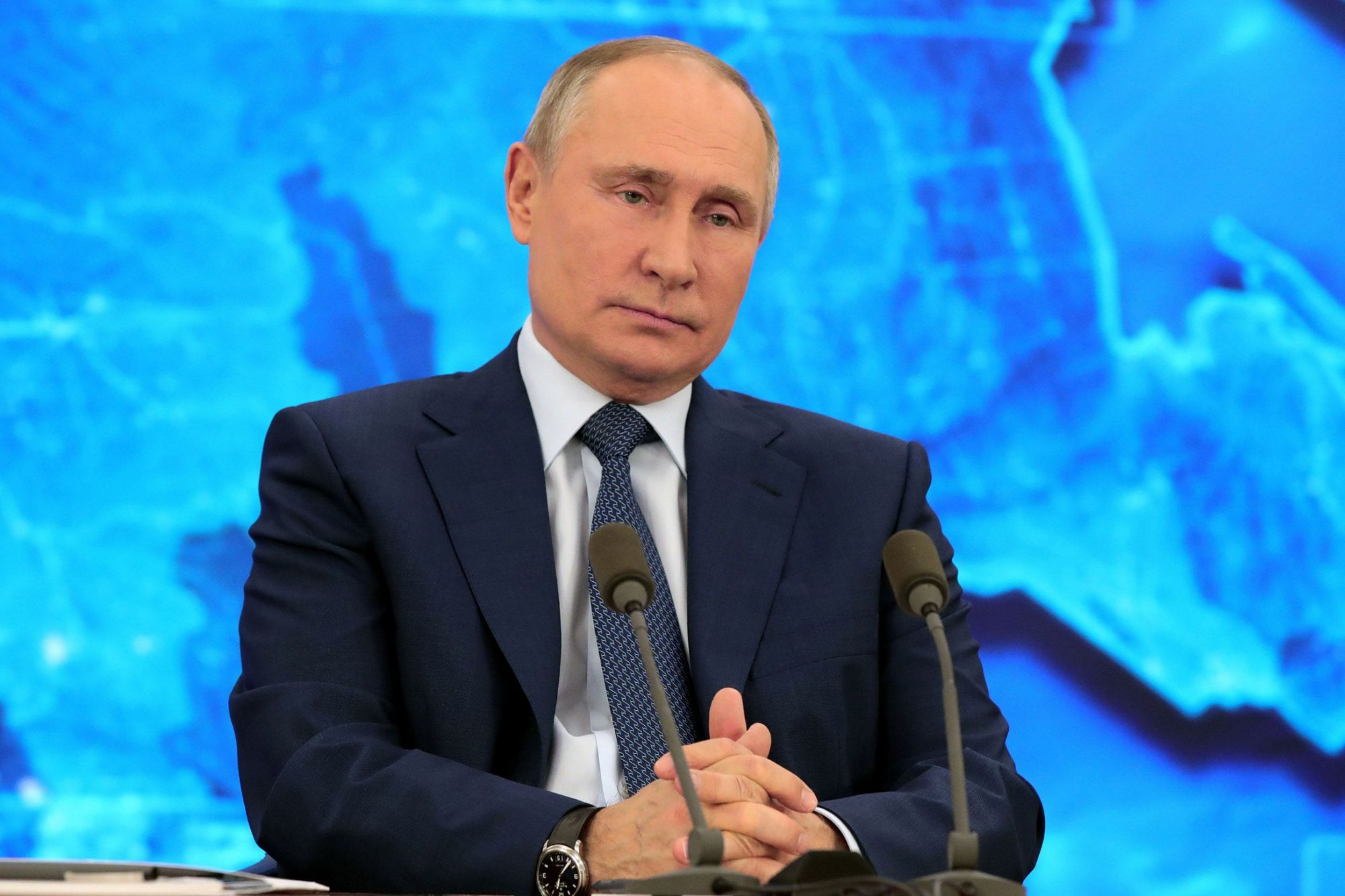Putin holds court in annual call-in show: what to expect