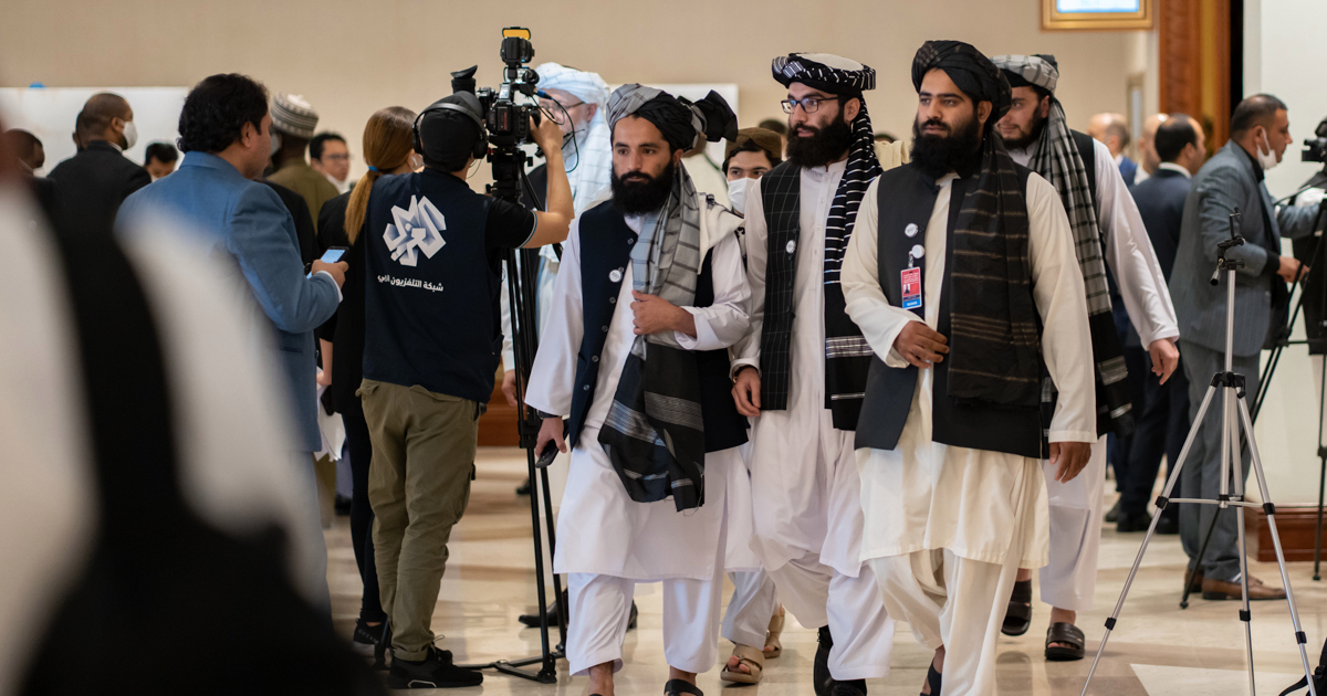 Qatar to host next round of Afghan gov't-Taliban talks: Official