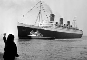 RMS Queen Mary – The Gray Ghost