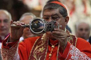 Sign of the impending apocalypse: Miracle of St Januarius didn't happen