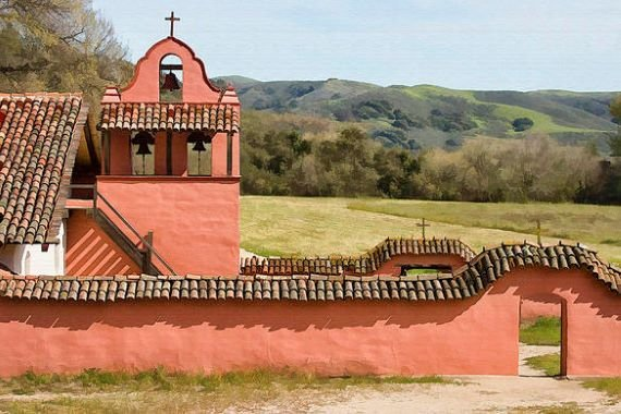 Strange Mysteries of the Haunted La Purísima Mission