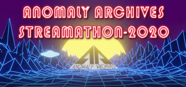 Streamathon 2020 Continues – Anomaly Archives
