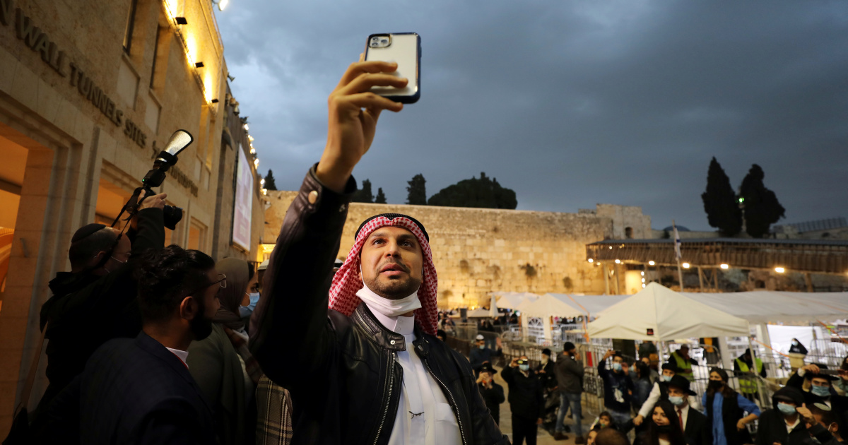 The Emiratis in Jerusalem are a slap in the face for Palestinians