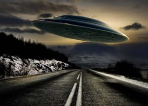 The Knowles UFO Encounter: Entire Car Was Lifted Up Off The Road